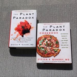 The Plant Paradox and Companion Cookbook